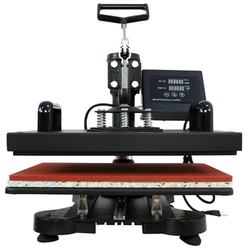 best heat press for versatility