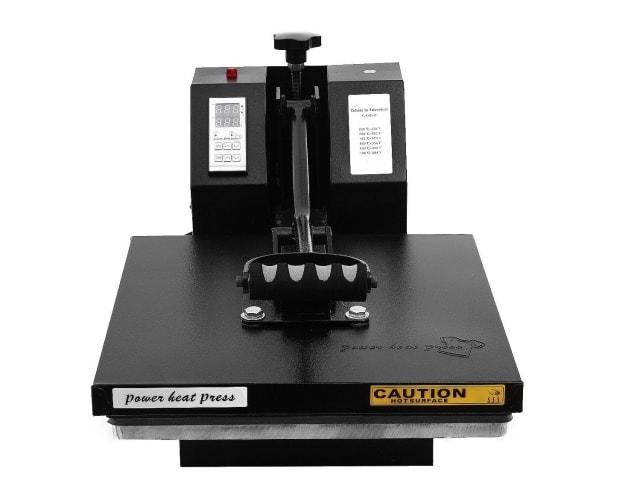 best power press heat press