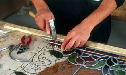 Stained Glass Tools & Supply List – Everything You Need To Get Started