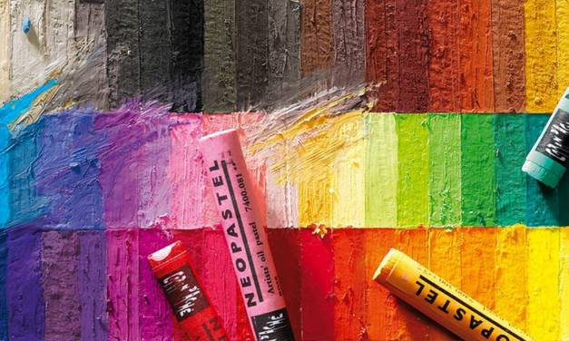 The Best Oil Pastels: Buyer's Guide 2018