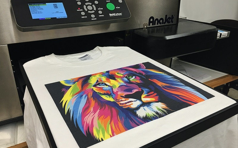 How To Print On T-Shirts: Printing Methods for Home ...